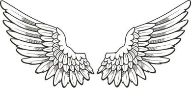 arcangel michael wings